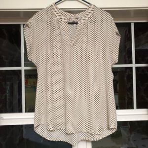Dress bard xl short sleeve blouse